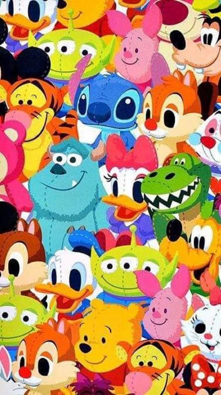 Wallpaper Iphone Disney Villains