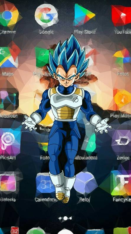 Vegeta Wallpapers Free By Zedge