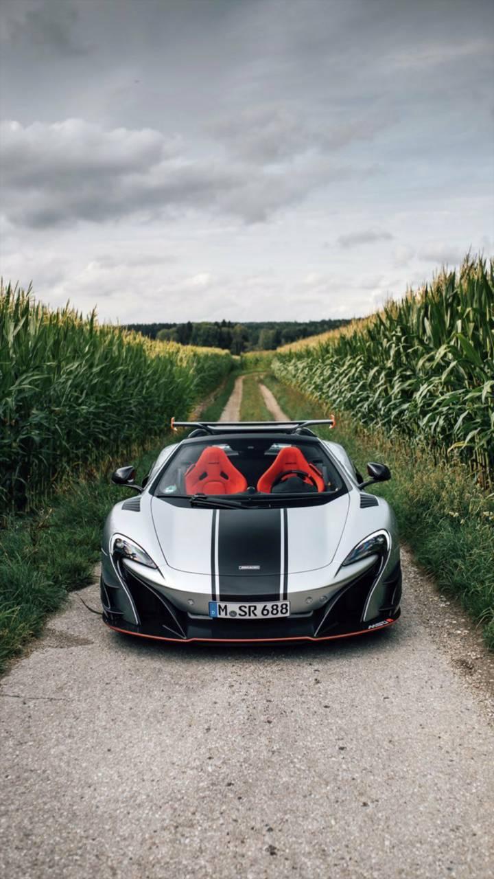 McLaren 675GT