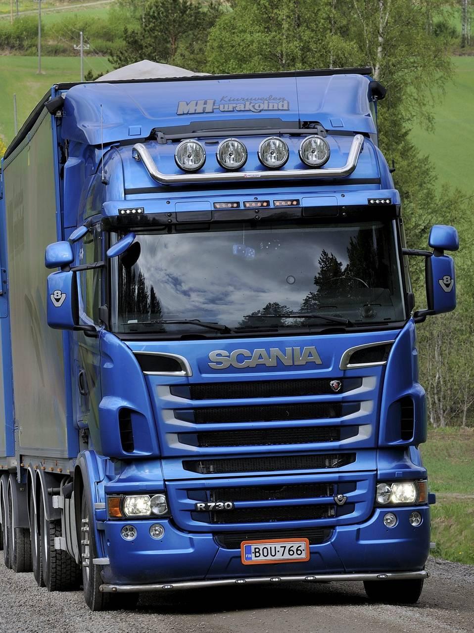 Scania Truck Wallpaper By Robikacika14 E1 Free On Zedge