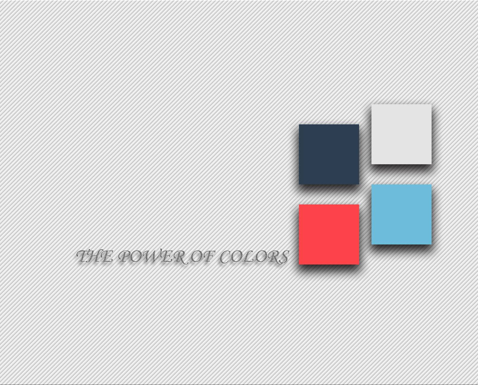 the power of colors