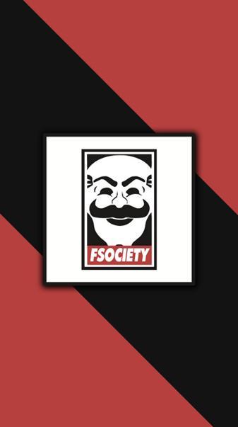 F Society Mr Robot