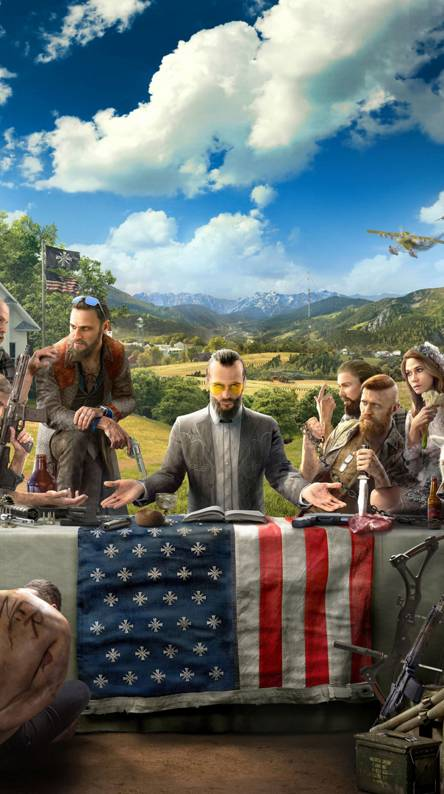 Far Cry 5 Wallpapers Free By Zedge