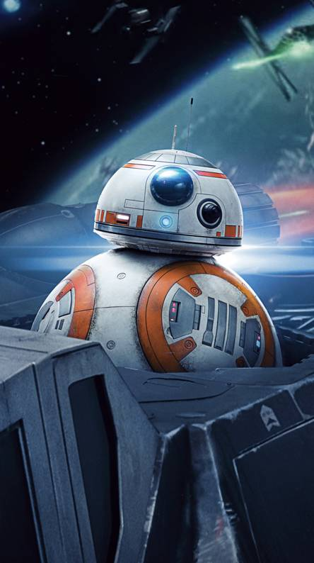 Bb8 Wallpapers Free By Zedge