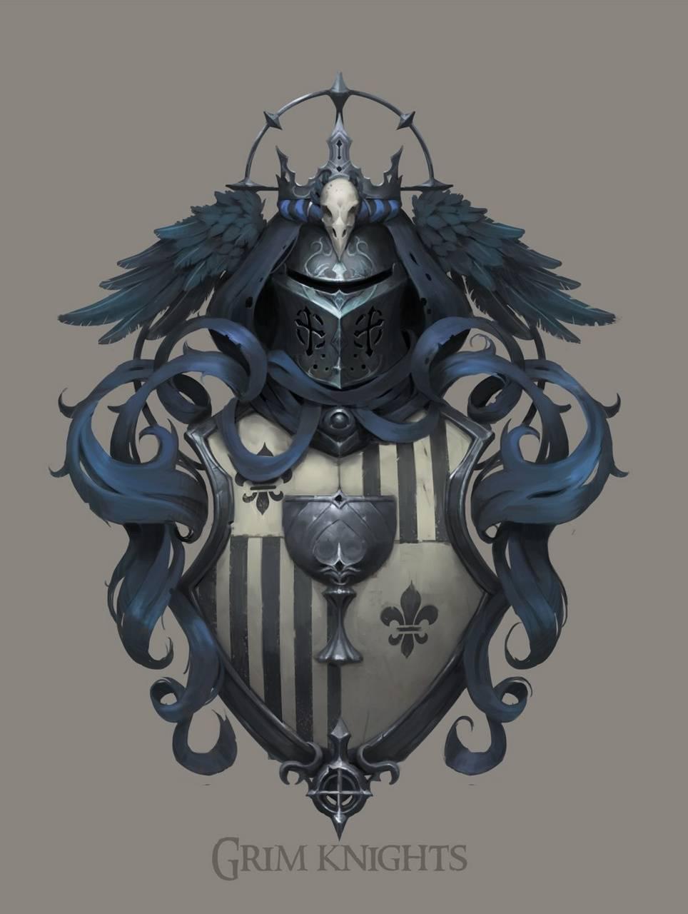 Grim Knights