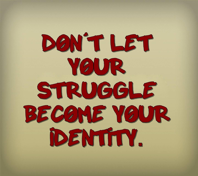 your identity