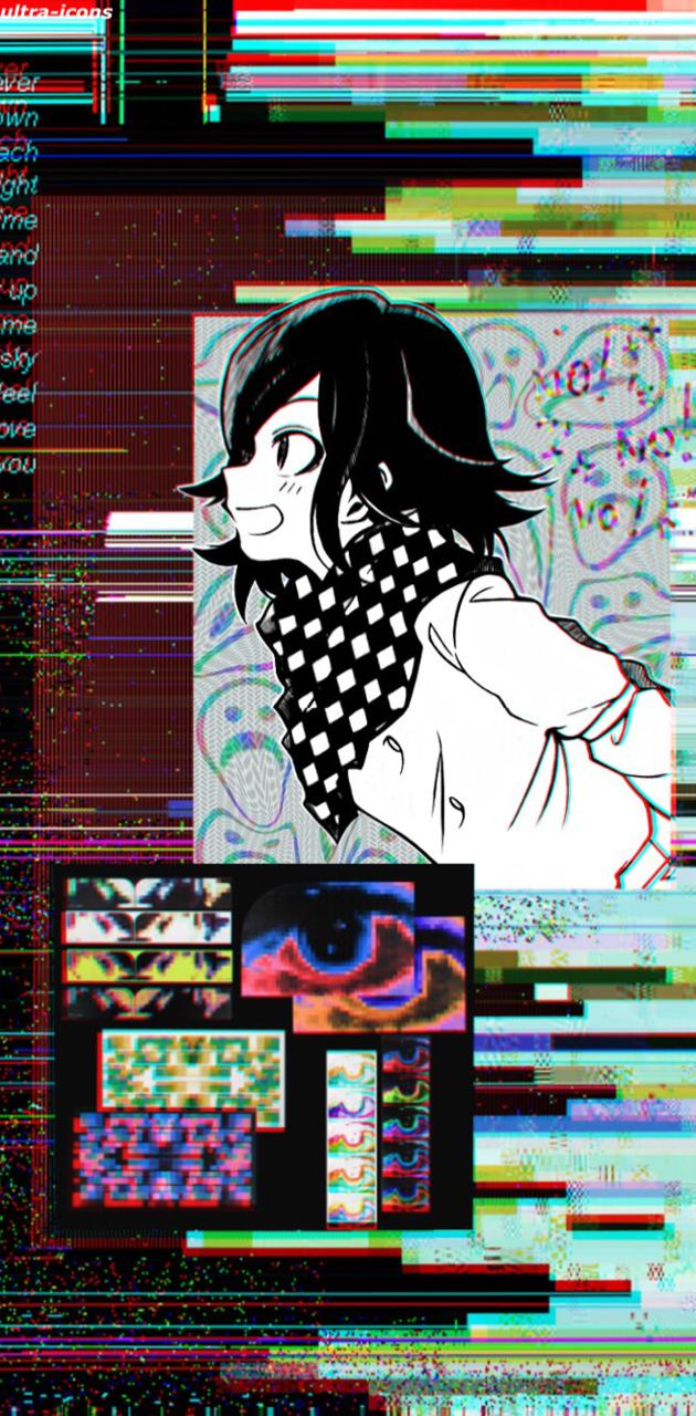 Kokichi Wallpaper