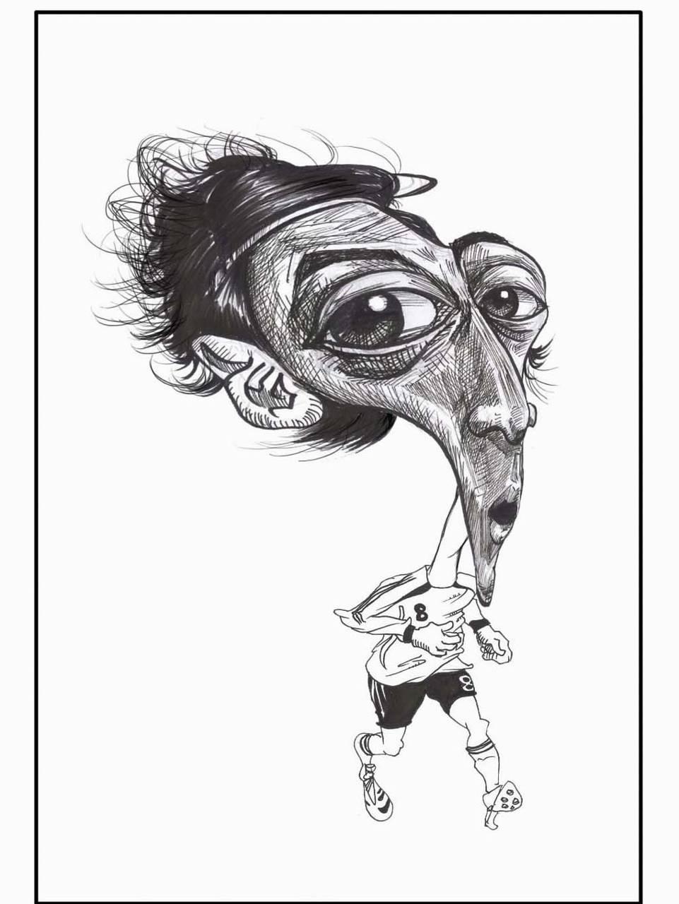 Mesut Ozil Funny