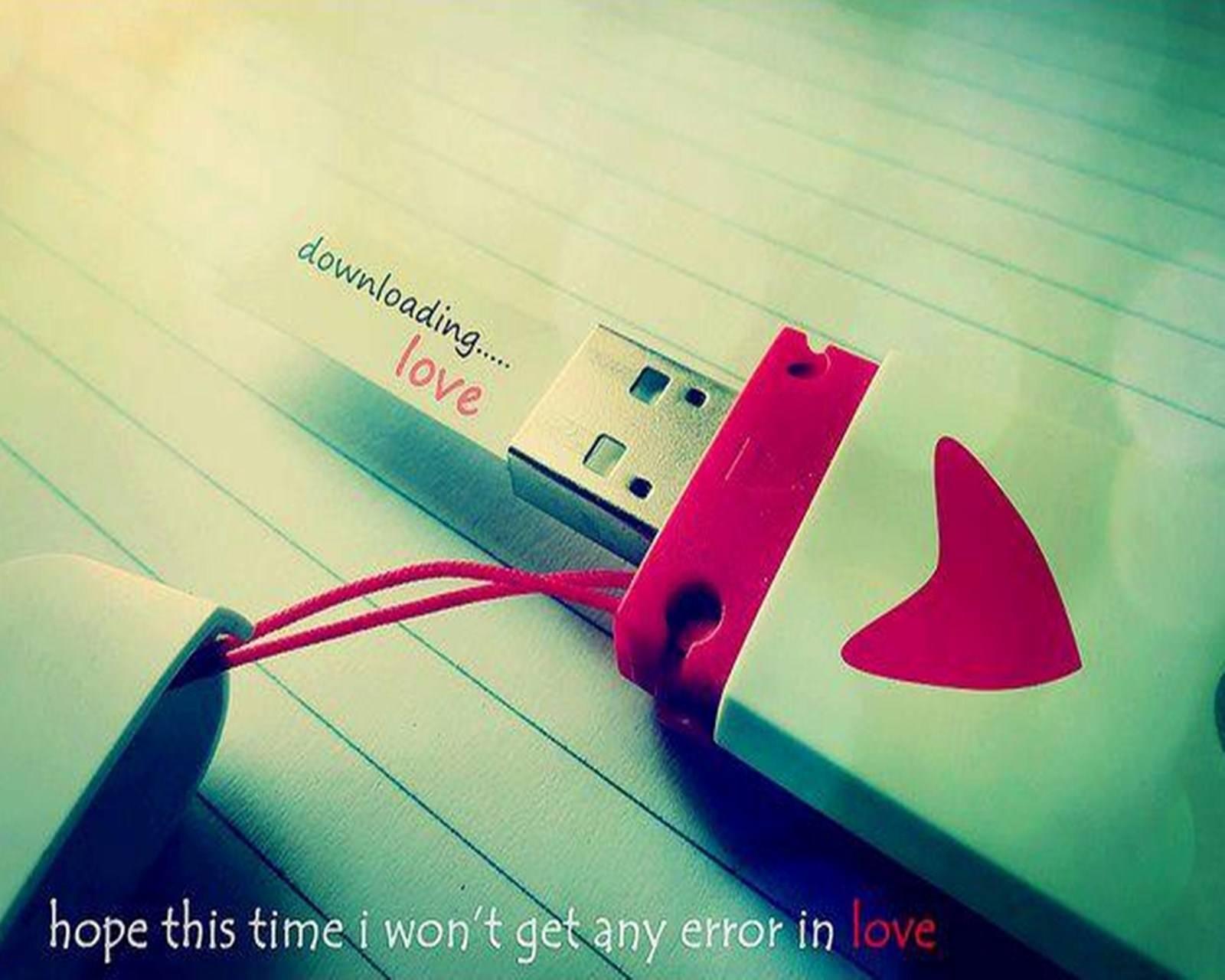 Downloading Love