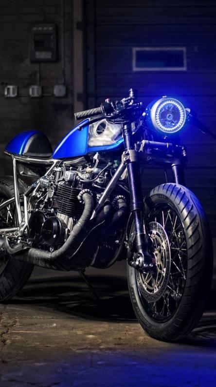 Honda Retro Bike