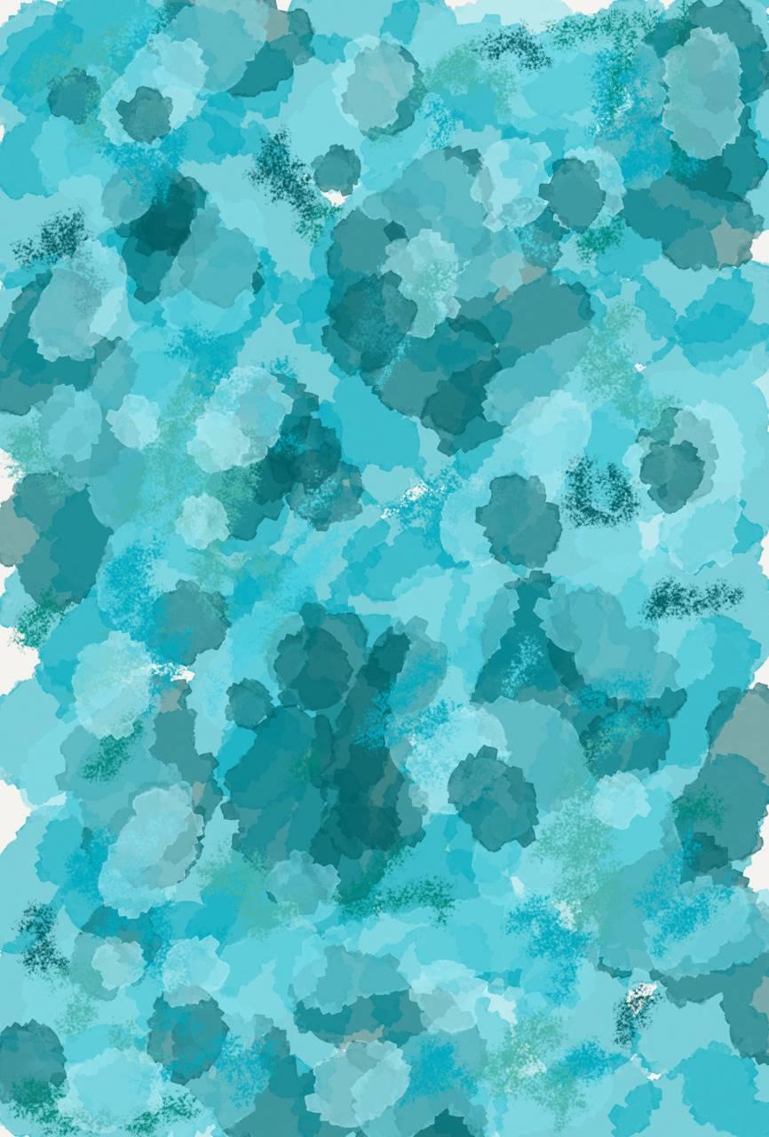 Abstract ocean