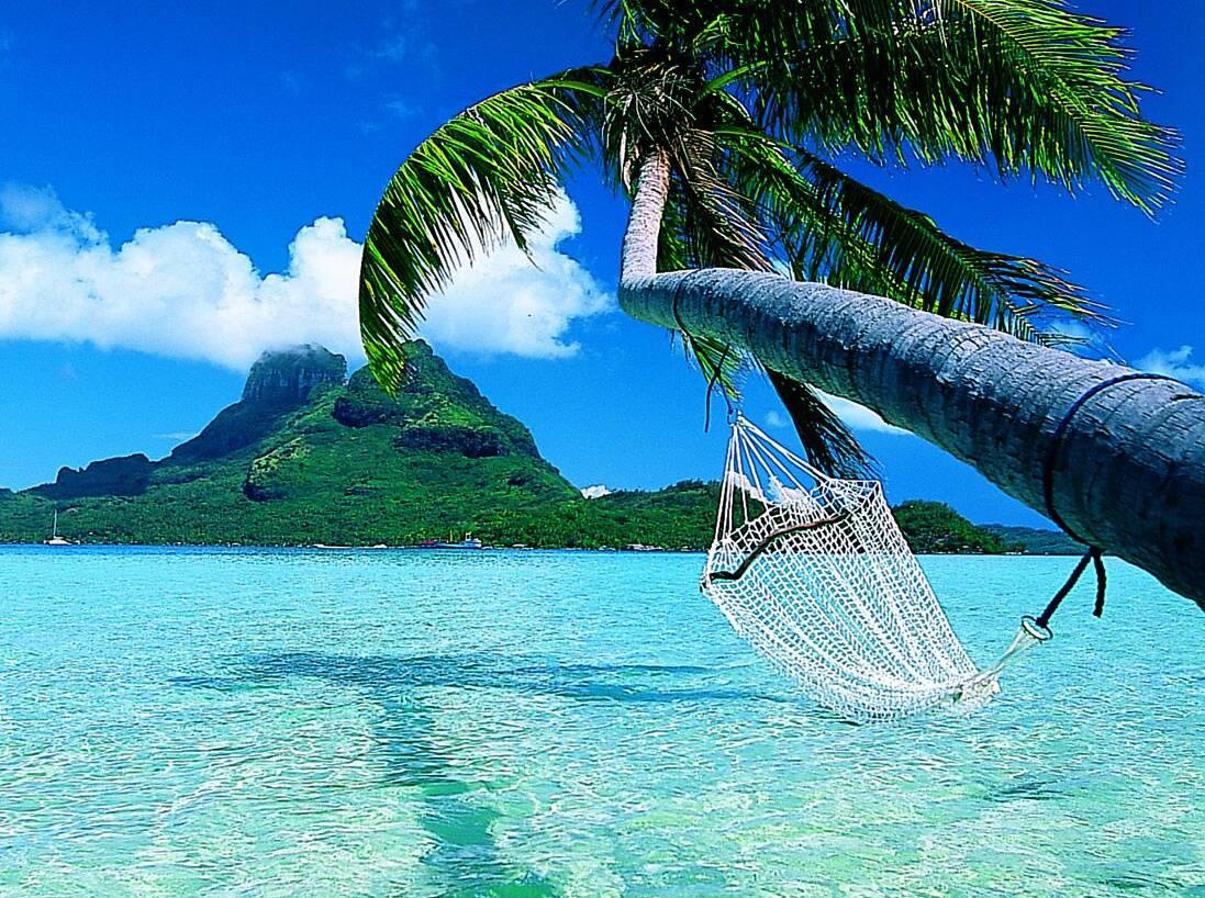 Bora Bora French P