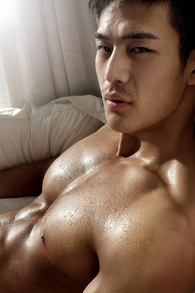 Adult naked cute asian men