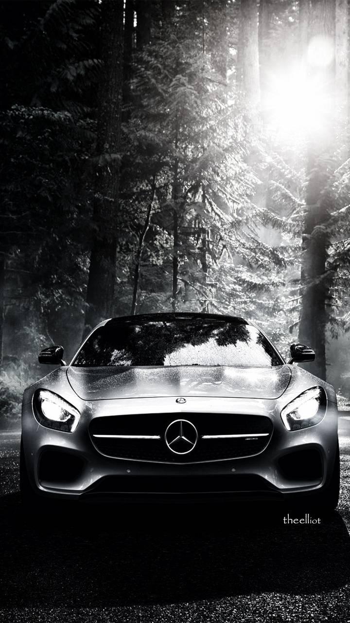 Mercedes 4K Wallpape