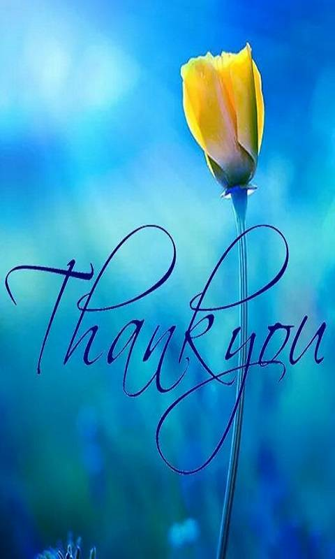 Thank You Wallpaper By Rosemaria4111 D5 Free On Zedge