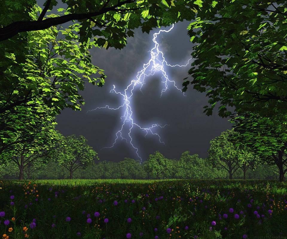 Landscape Thunder