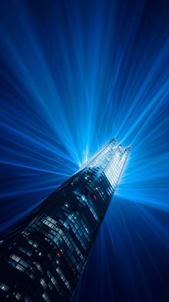 The Shard Lights sho