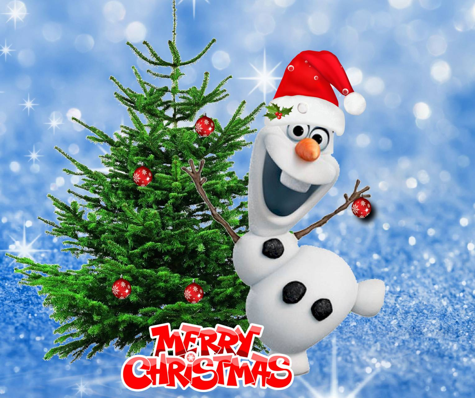 snowman olaf Wallpaper by bluecoral74 - f3 - Free on ZEDGE™