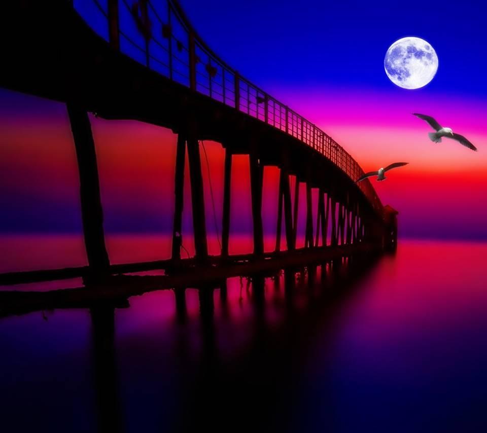 hd sunrise wharf