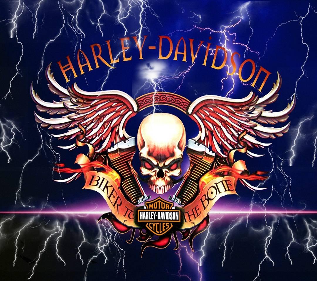 Harley Davidson Wallpaper By Trublu4evr