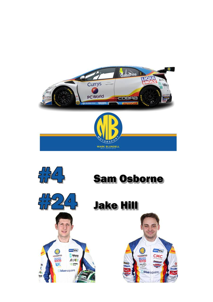 MB Motorsport 2020