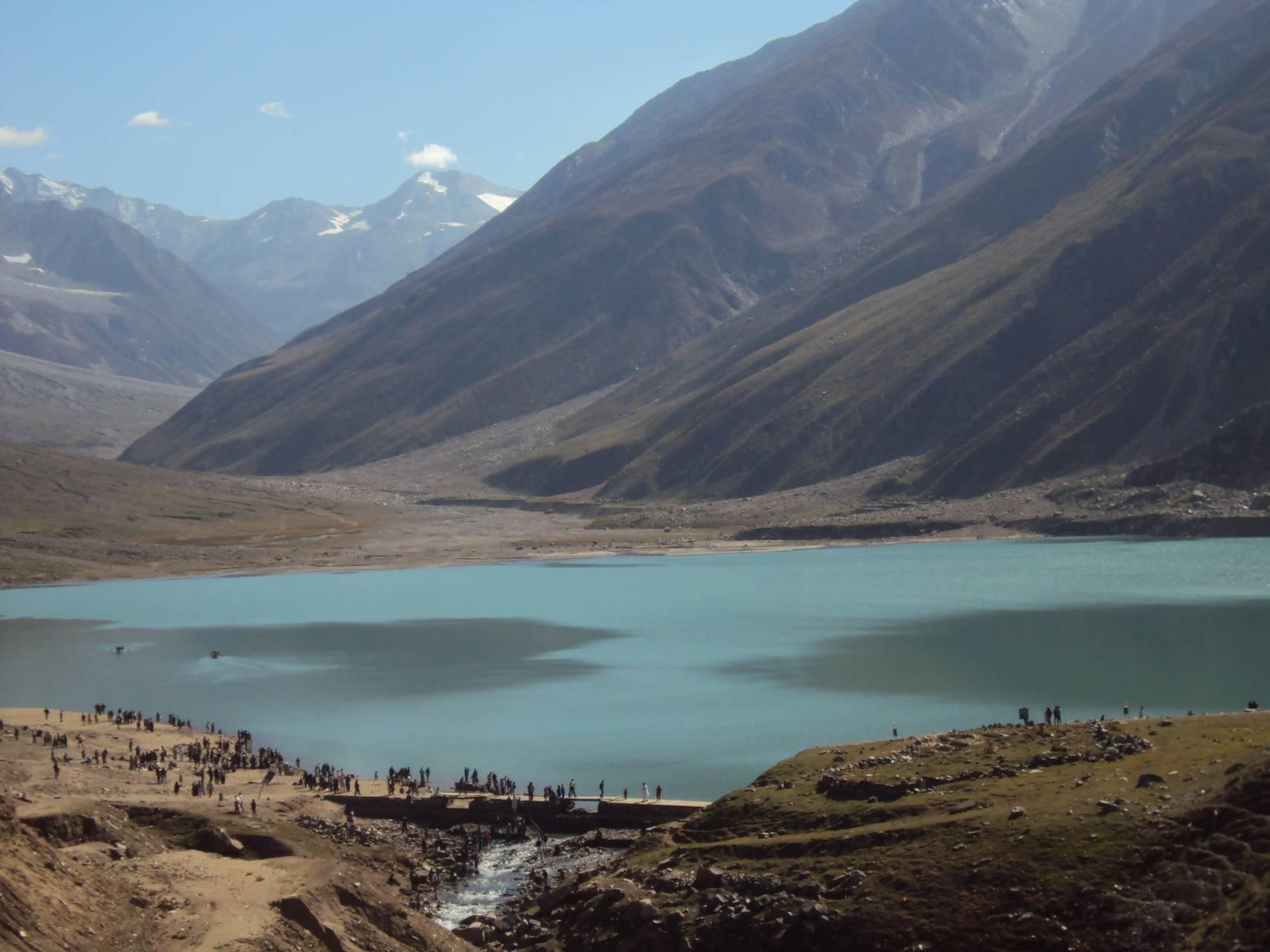 Lake saiful malok