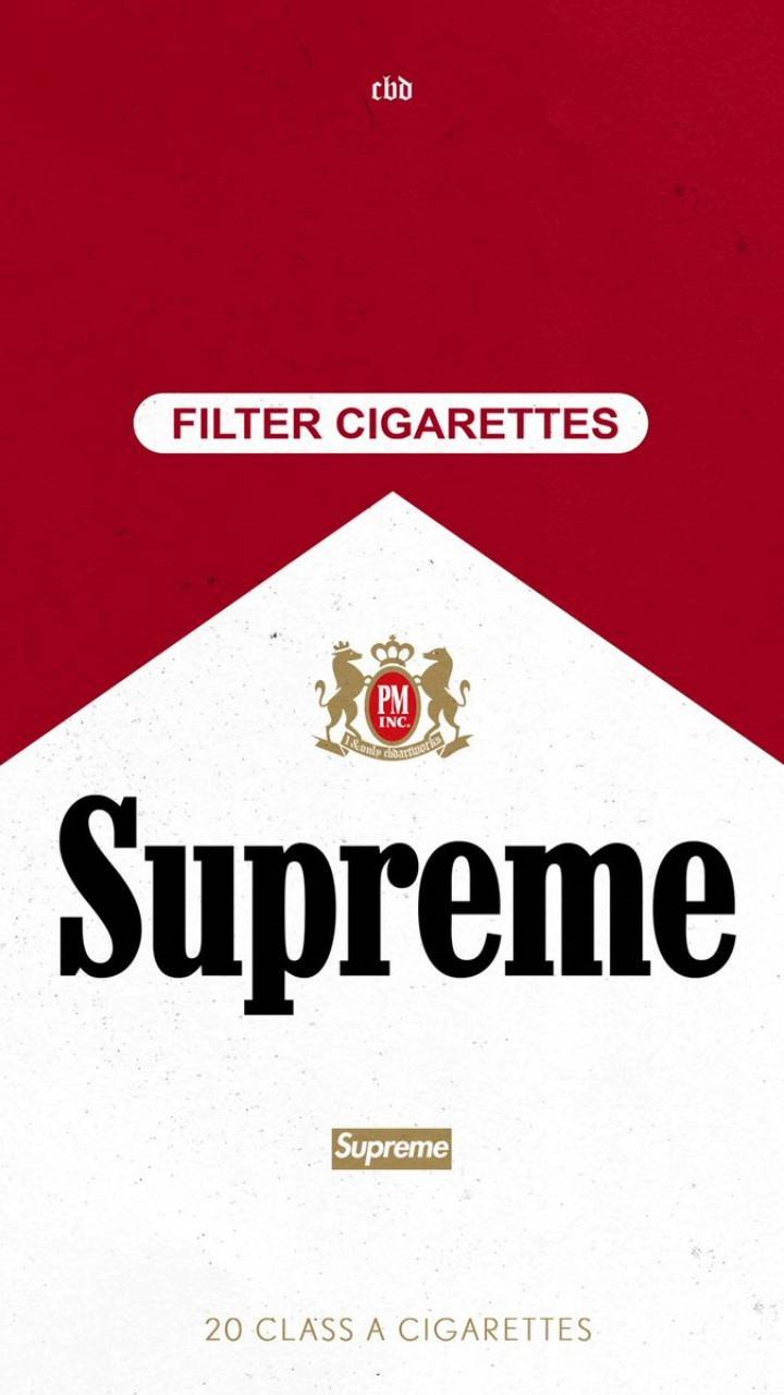 Supreme Smokes Wallpaper By Societys2cent 4c Free On Zedge