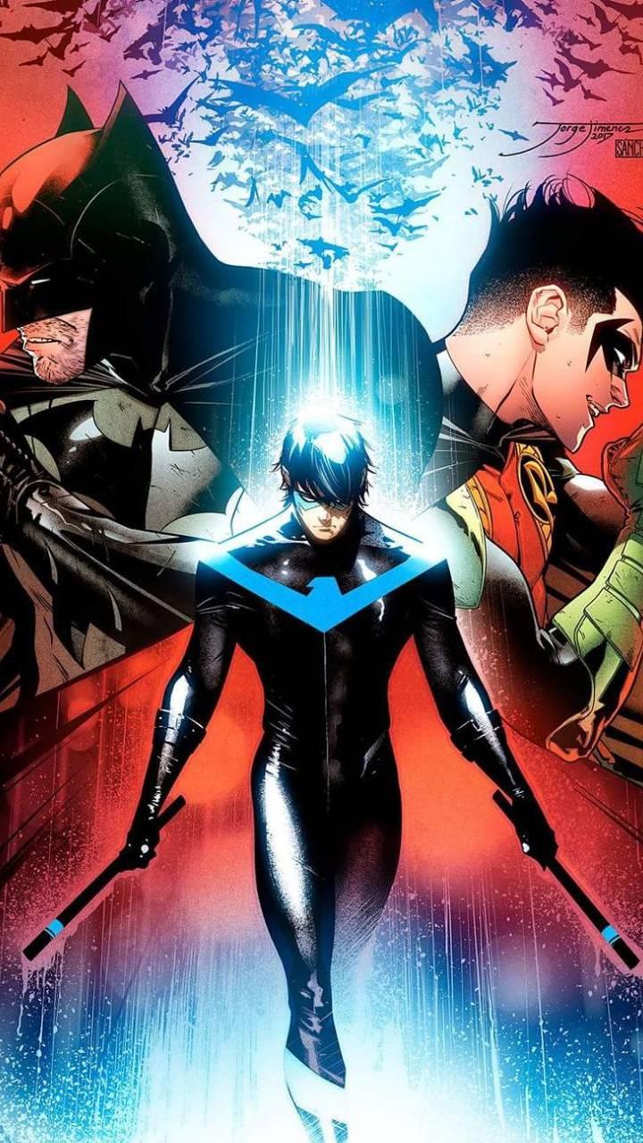 Nightwing by Jimenez