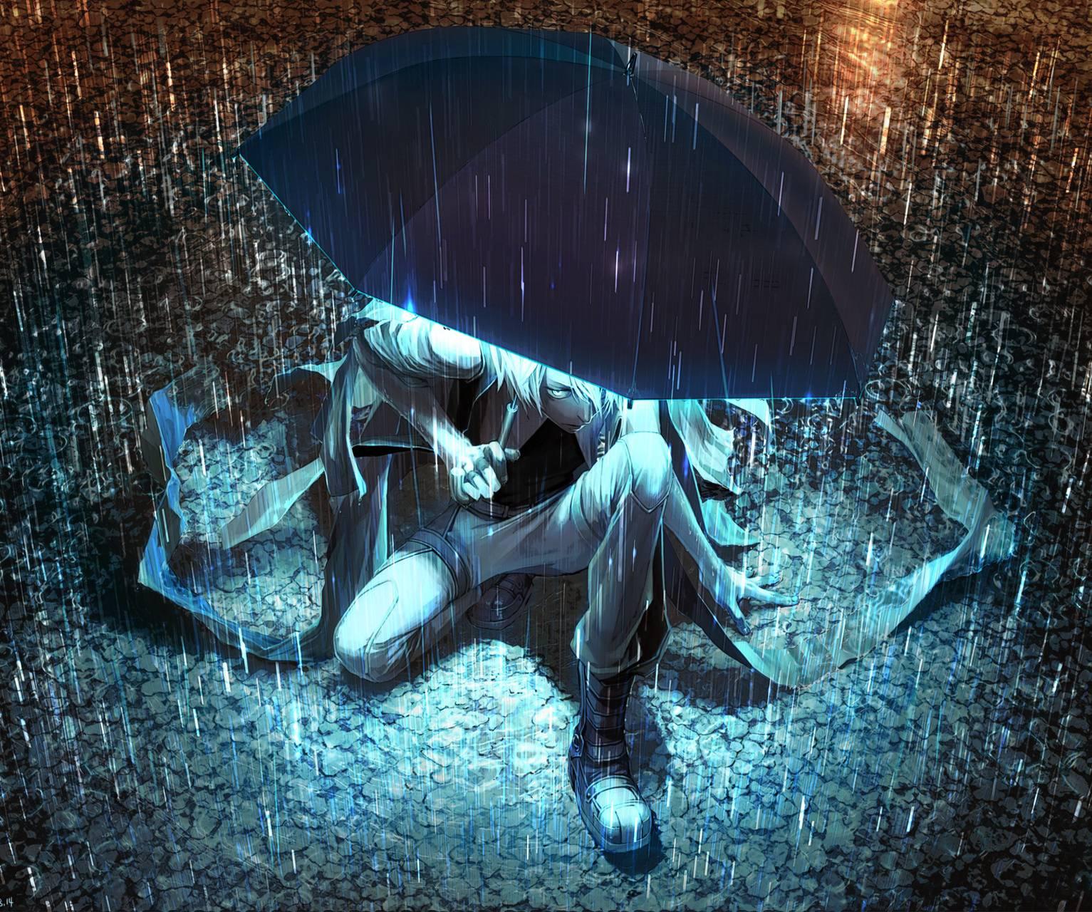 Anime Rain