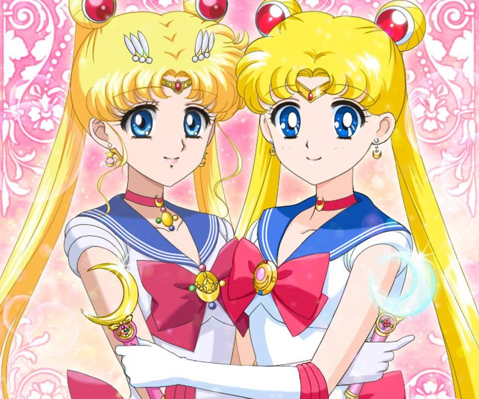 2 Sailor Moon
