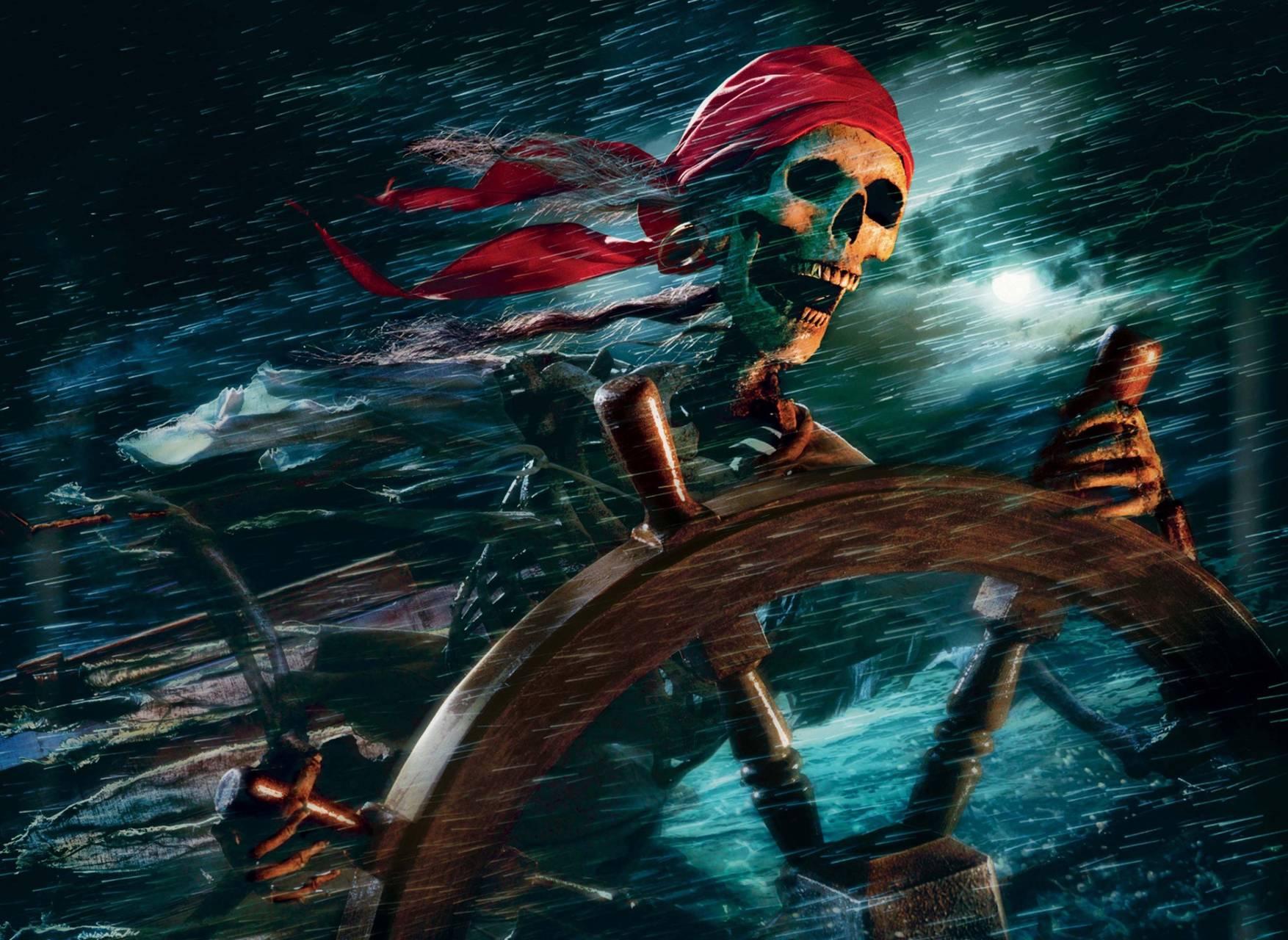 Sea Pirate