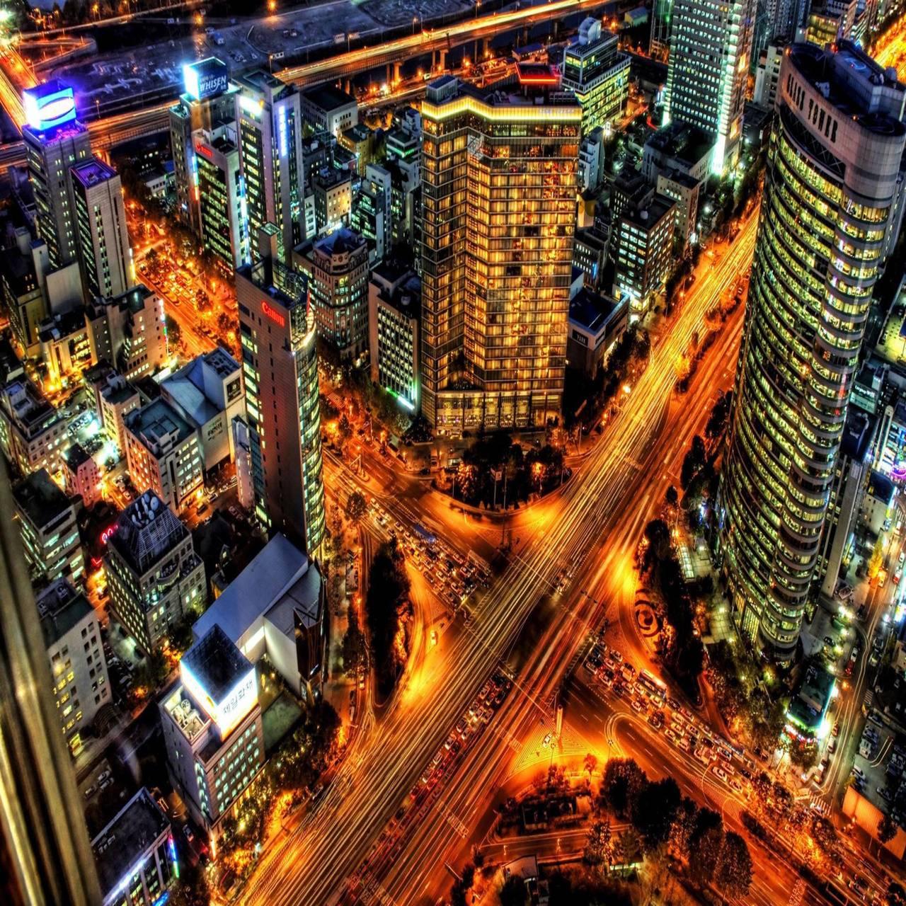 Seoul World hd