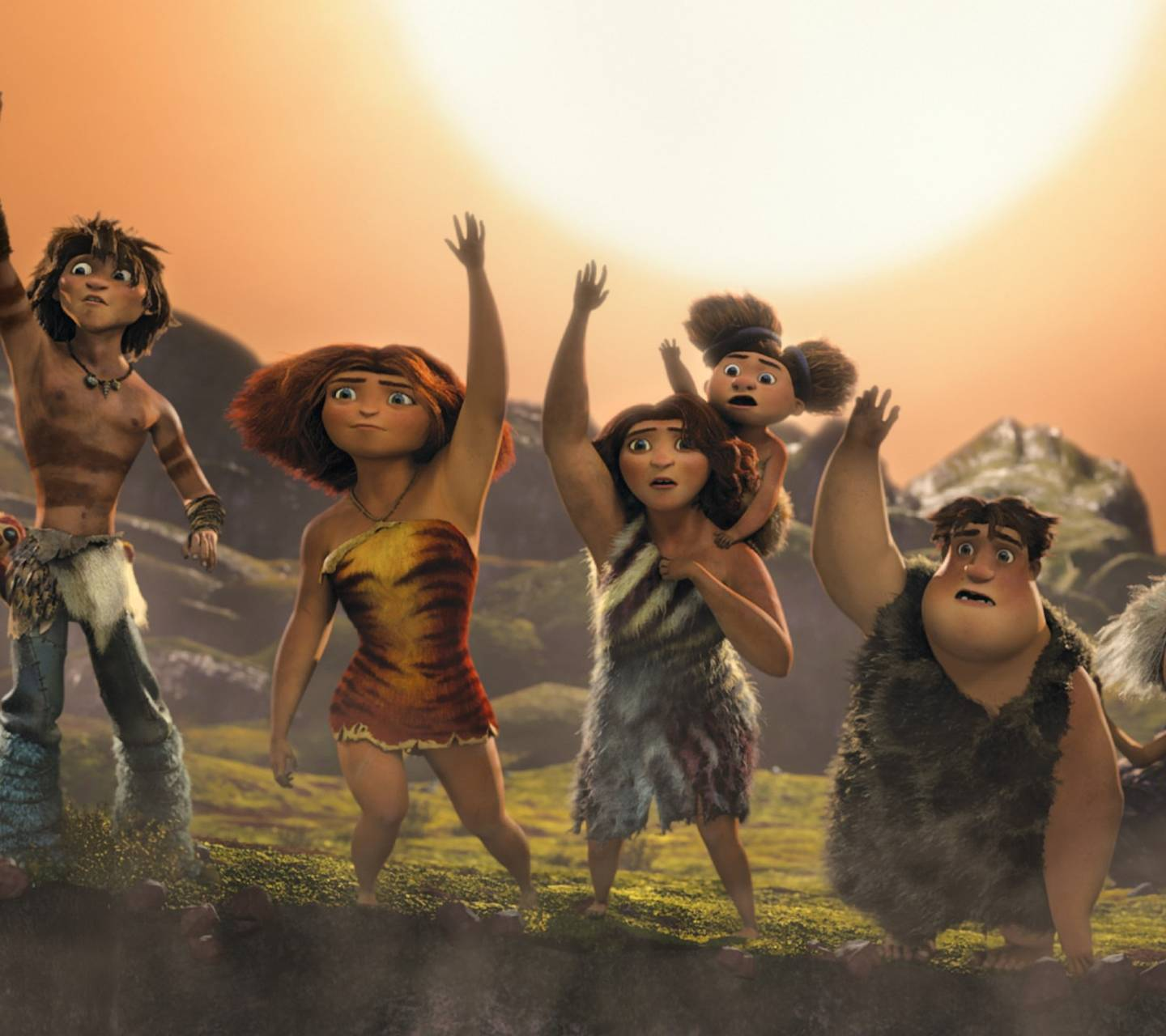 The Croods 2 Movie: The Croods 2 Wallpaper By Andrekassep