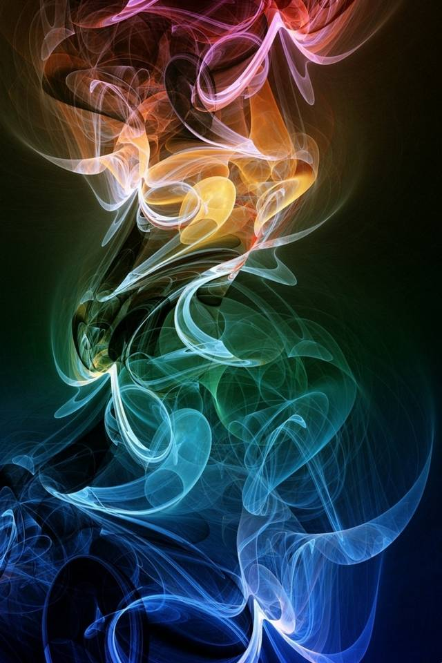 Color Smoke Wallpaper By Philvb D1 Free On Zedge