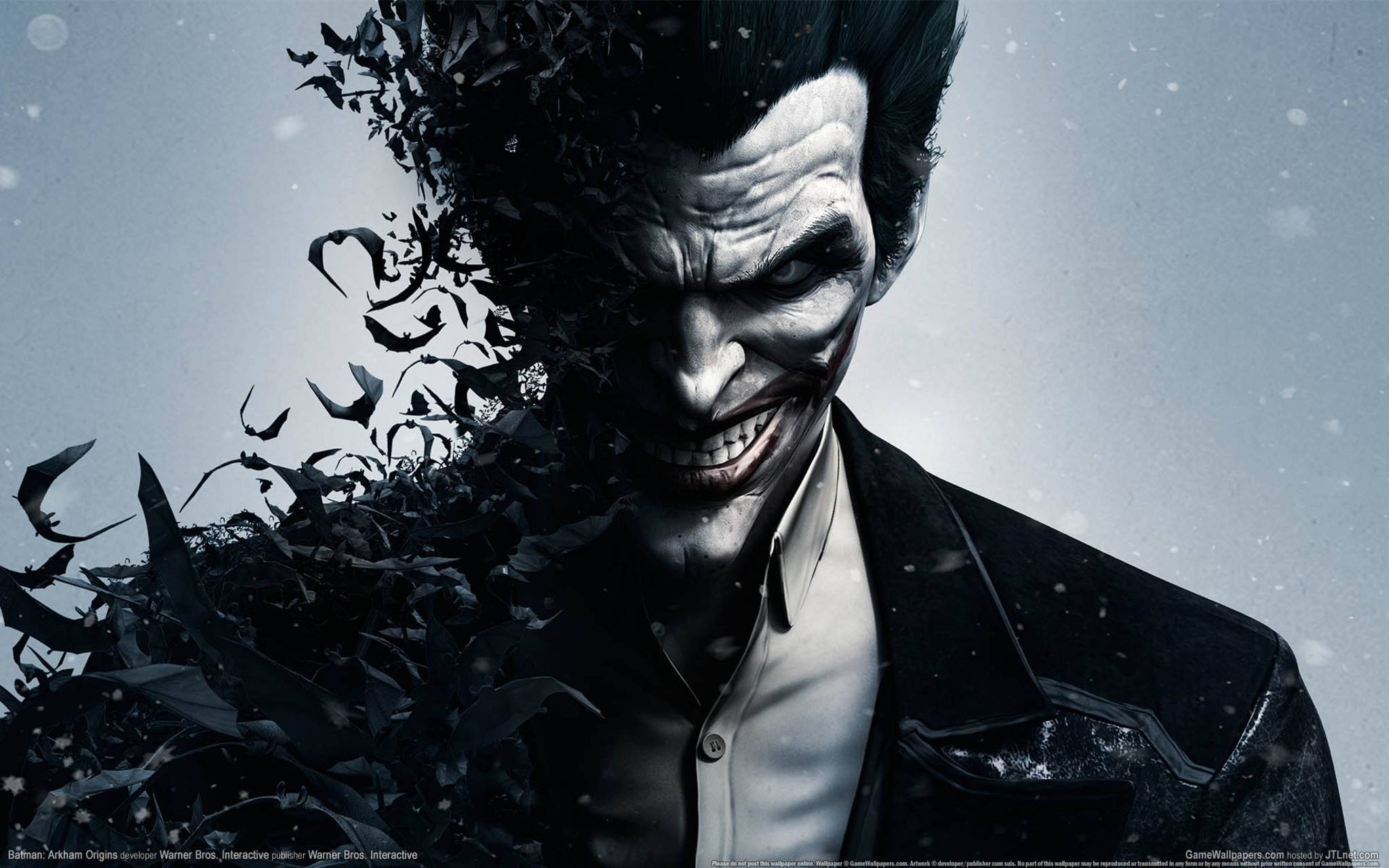 Batman Arkham Joker