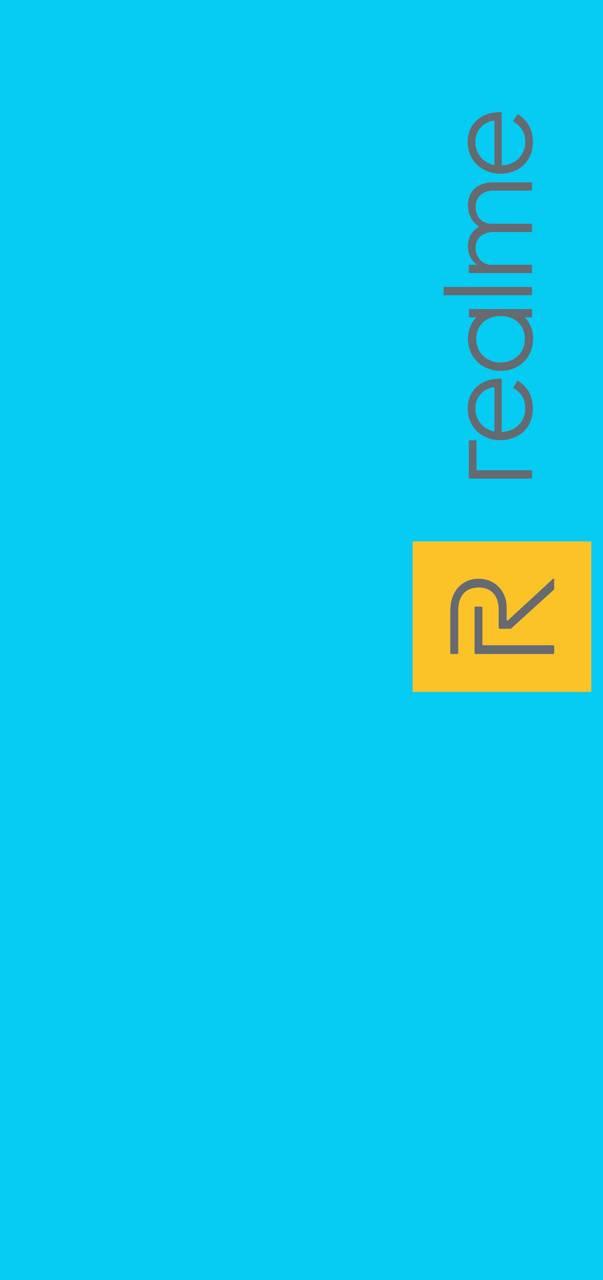 Realme blue