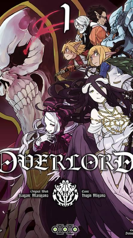 Anime Good Anime Overlord Wallpaper