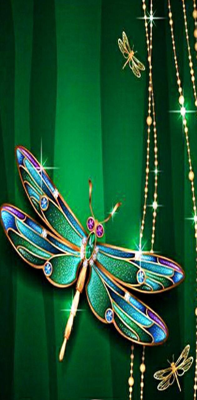 Shiny Dragonfly