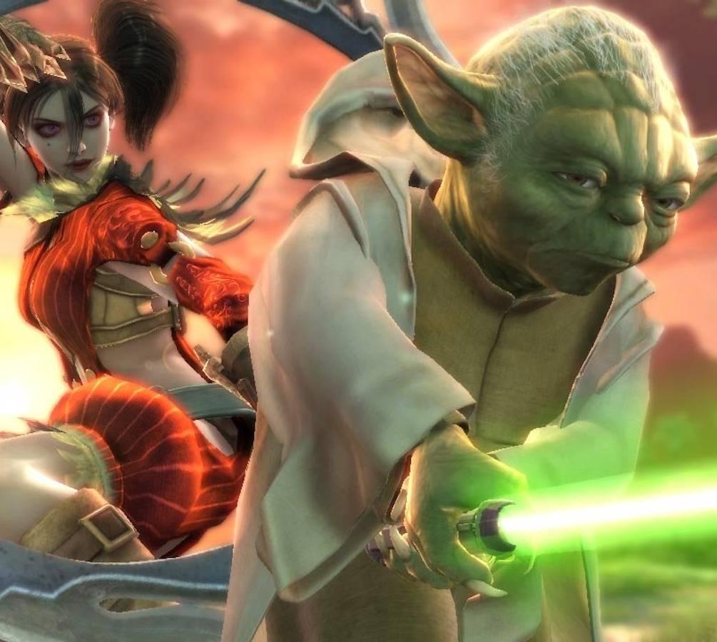 Yoda vs Tira