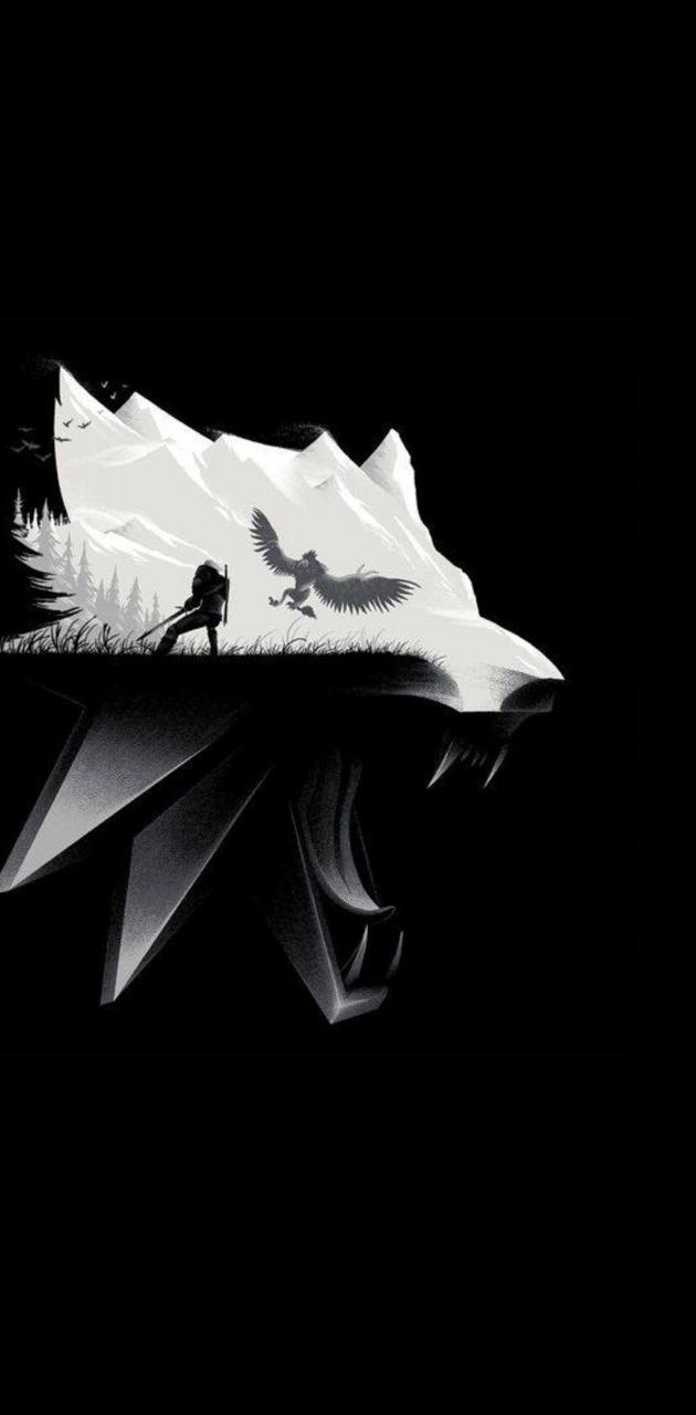 Witcher 3 wolf