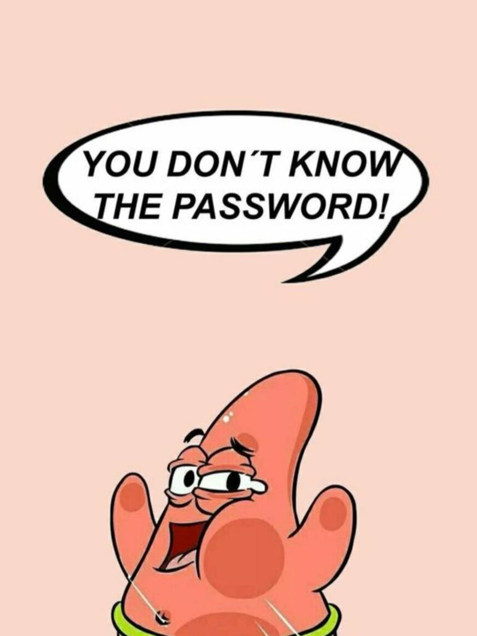 Patrick password