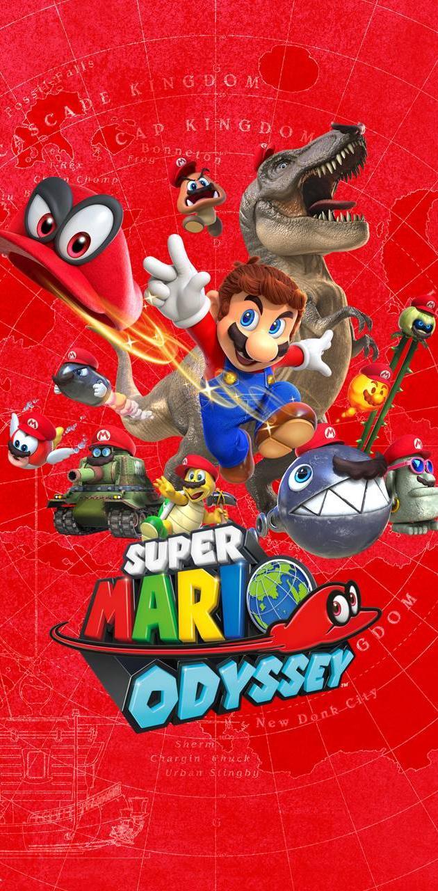Mario oddessy