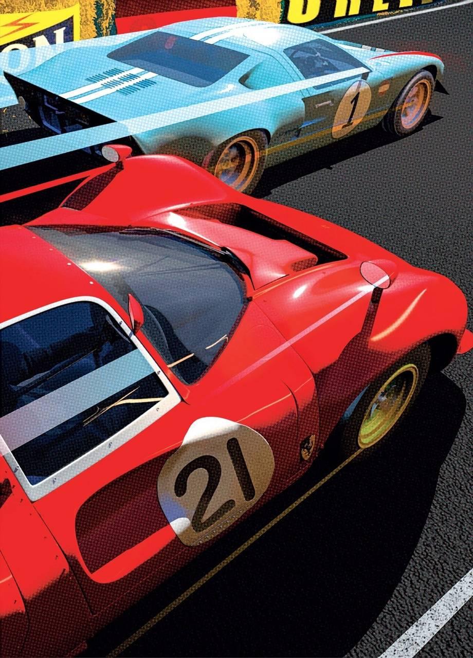 Ford V Ferrari Wallpaper By Phelpsboltusa E7 Free On Zedge