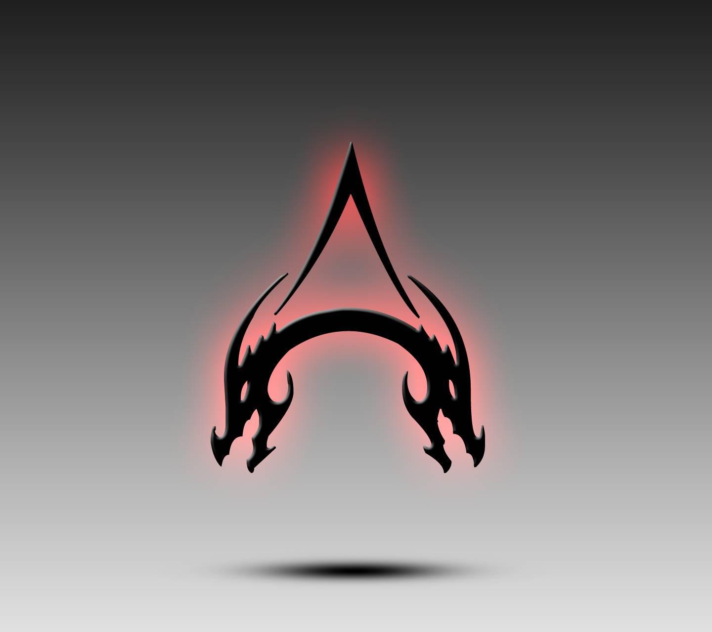 Dragon Alphabet A