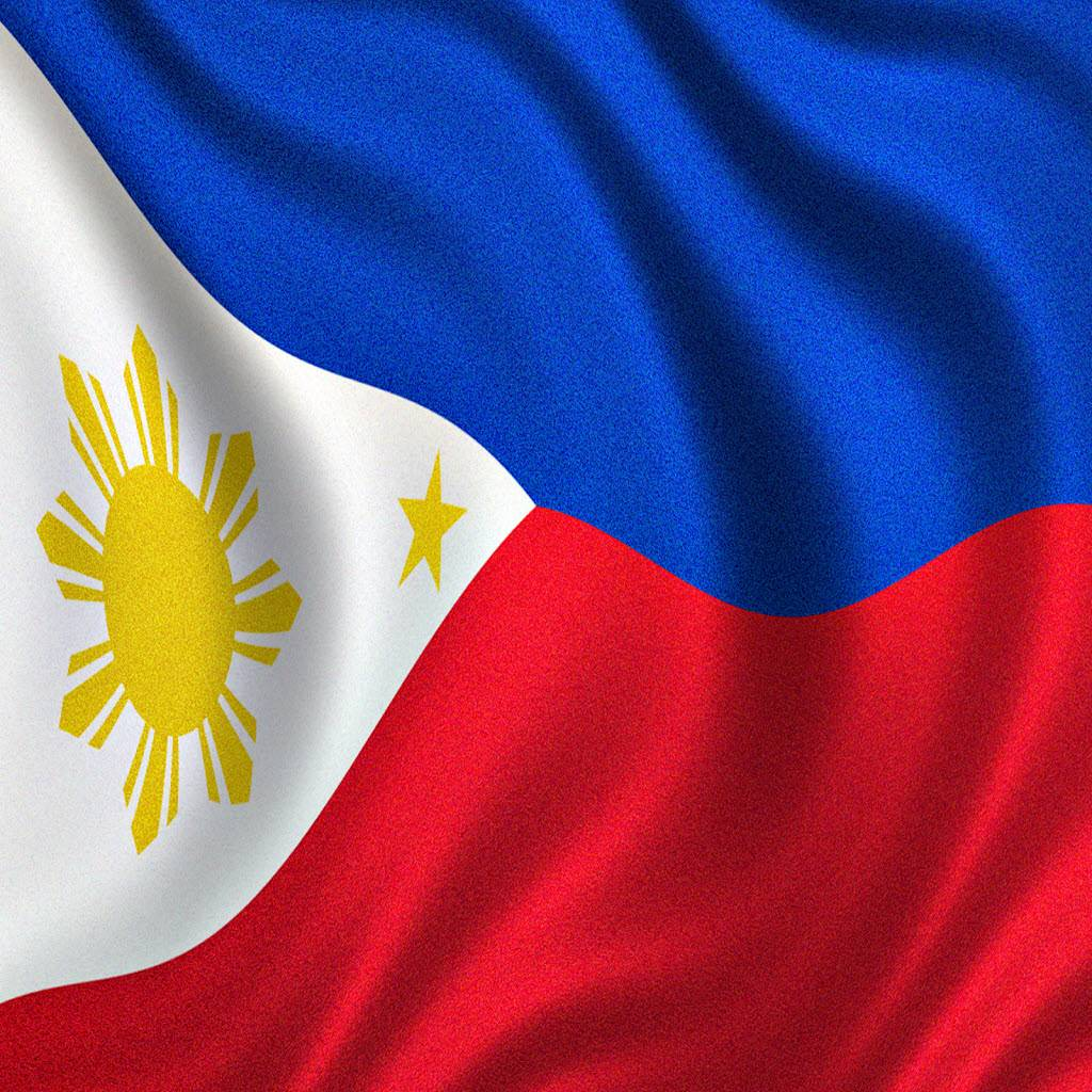 Philippines Flag Wallpaper By AdyDesign