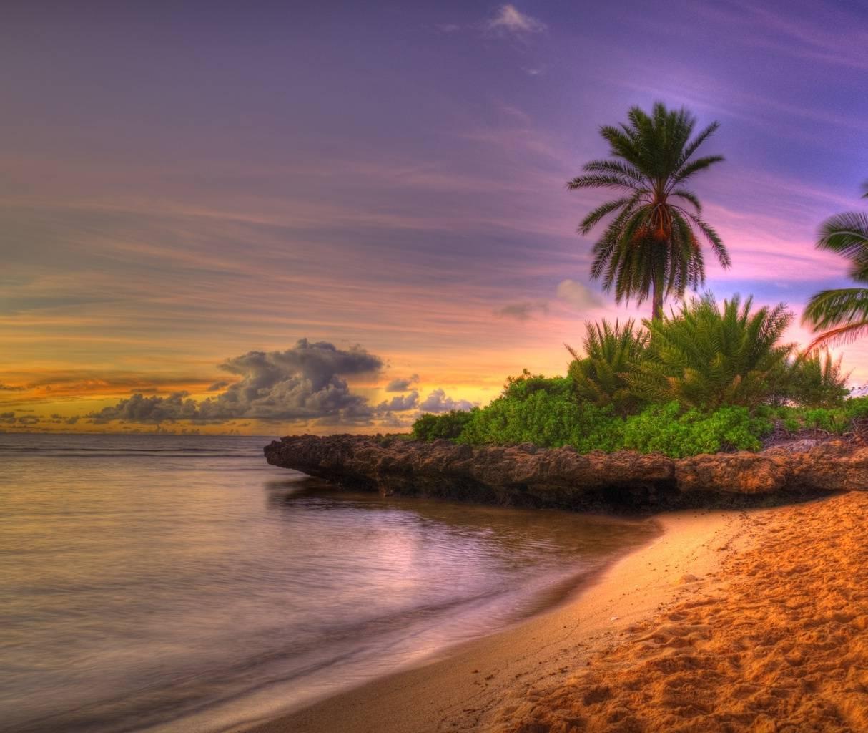 3d Sunset Hd