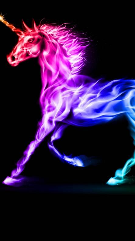 Rainbow Unicorn Wallpapers Free By Zedge