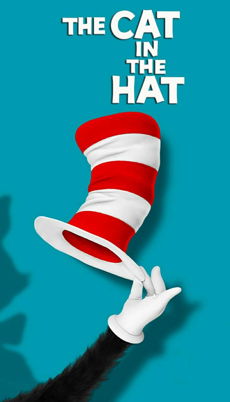 Cat In The Hat Wallpaper By 100an 74 Free On Zedge