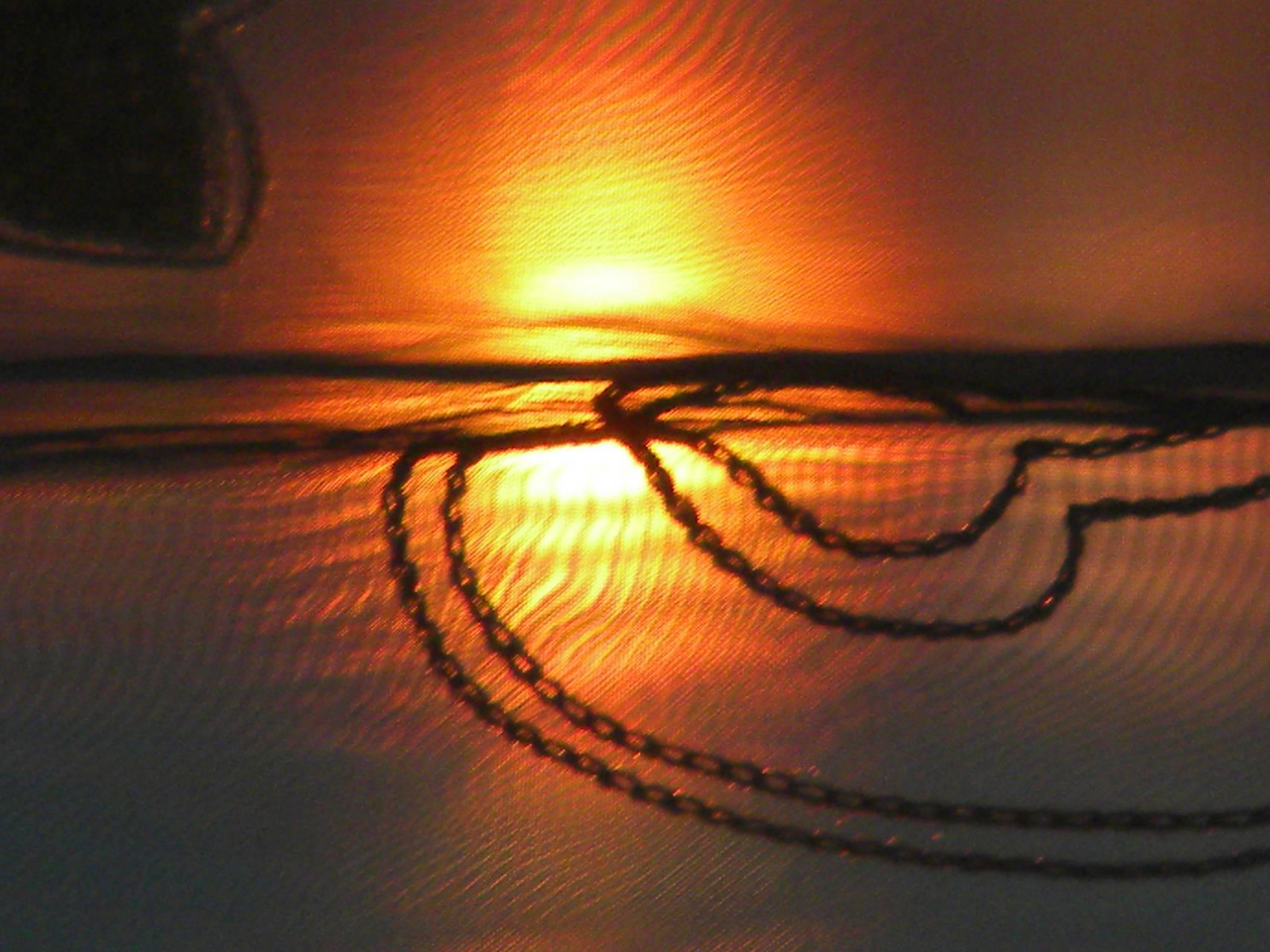 desert view sun