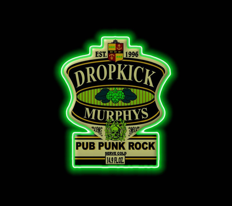 Dropkick In Neon